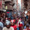 ネパール入国〜カトマンズに滞在してトレッキング準備と犬と飯【エベレスト街道トレッキング①】