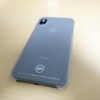軽量で裸に近いAndMeshのiPhone Xケース Basic Caseをレビュー!林檎マークも見えるぞ
