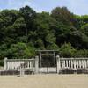 平城天皇陵を訪問(奈良市)