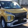● 新型「eKクロス」と思われる車両の見た目は小デリカ・カスタムか!?