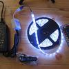 Vemico LEDテープライト 5M 300連SMD5050 RGB LEDテープ型 クリスマスライト 正面発光 切断可能 44キーリモコンと5 A/12V 電源アダプタ付き (防水)