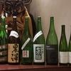 外練 夜は打ち上げで日本酒堪能(at hashi)