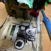 ビクターのミニコンポの修理 -その2-