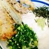じょんならん@白楽 わさびとろろ醤油with天ぷらミックス