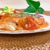 鮭とキノコのトマト煮ホットクックレシピ