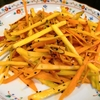 【1食41円】さつまいもと人参の紅葉きんぴらの自炊レシピ