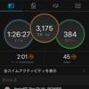 青トラランスイム練20201227