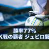 勝率77% PK戦の覇者ジュビロ磐田