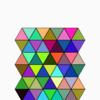 Moyo: 三角形パズル模様
