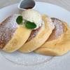 【お題/おやつ】鐘と月と「幸せのパンケーキ」神戸店