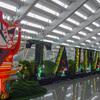 台湾桃園国際空港 空港アクセスMRTがようやくできていた