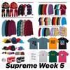 9月22日(日) supreme week5 Tabboo!(タブー) GZA