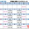 12月のスケジュール♪♪(*^_^*)