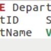 SERIAL 型を使った後に INSERT する時は、列を指定する