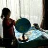 地球儀を買う