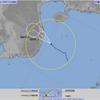 台風15号発生 気象庁 最新台風情報  台風15号の日本への影響は?