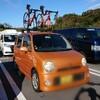食欲の秋   サイクリングの秋   坂の秋 (^^;