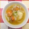 母の味  カレーの一歩前スープ【レシピ】
