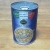 業務スーパーのひよこ豆缶詰でドライカレー。