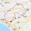 8月15日 ロードバイク 習志野市 ~ 印旛沼 ~ 印西 ~  利根川 72キロ