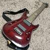 【ギター】Schecter Damien Elite-8 ベースとギターの音域をソロギターやコードワークにも  活用したいという目的であれば8弦がベスト