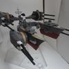AGP Bismarck drei 艤装編