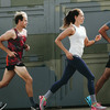 ランニングスピードの上昇に伴い、股関節伸展モーメントはどのように変化するか?