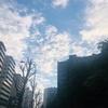 新宿の朝の風景♪♪