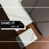 レビュー|SAND IT(サンドイット)ミニマルに収納できるドキュメントホルダーとカードホルダー。