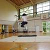 08/19(日) スラックライン体験会 in 矢島体育センター
