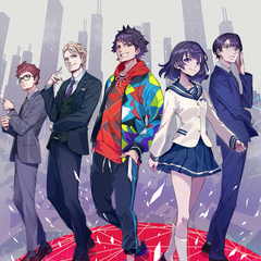 『テスラノート』TVアニメ2021年放送開始! ティザービジュアル公開!