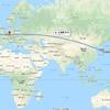 毎日更新 バックトゥザ  1992年12月22日 ヨーロッパからサハラ砂漠 4か国6人バイクと車旅 32歳 タイムスリップブログ シンクロ 終活