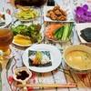 手巻き寿司パーティーは楽しい⁉️/My Homemade Dinner/อาหารมื้อดึกที่ทำเอง
