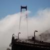 サンフランシスコ旅行(5)3日目 ゴールデンゲートブリッジを渡る 2009/09/22(火)