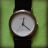 """小物特集。第5回「壊れた(そして直った)腕時計 """"ITO-YA RED CLIPS by SEIKO ALBA""""」"""