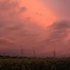 夕暮れ景色~その106『妖艶な夕焼け空』