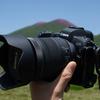 【レビュー】Canon RF24-105mm F4-7.1 IS STMを登山で使ってみた感想