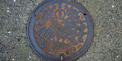 東京都西多摩郡瑞穂町のマンホール