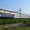第1701列車 「 甲102 東京メトロ 17000系(17185f)の甲種輸送を狙う 」