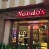 チェーン店ナンドス(Nando's)でランチ