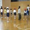 やまびこ:体育 シャトルラン