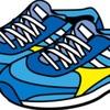 靴の裏のすり減りと左右非対称