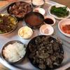 炭の香りをまとった豚焼肉♪ちょっぴりディープな七星市場の食堂「タンゴル食堂」で朝から肉活
