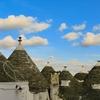 とんがり屋根のトゥルッリとアルベロベッロの魅力