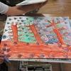 4年生:図工 読書感想画