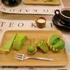 【京都】TEO KAFONで抹茶スイーツに神社仏閣・御朱印巡り