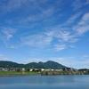 もう夏の空と雲ですよね。近畿も梅雨明け待ち遠しい