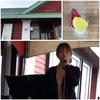 北海道・十勝・池田町の「ハッピネスデーリィ」のオープン記念イベントに大好きなシンガーソングライター「浅井 未歩」さんが出演!!~最高の野外ライブだった!一生忘れない素敵な時間をありがとう~