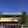 ロケ地巡りってわけではなかったけれども・・・成田山新勝寺、オンエア半日前訪問