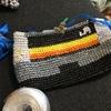 スズランテープで編む小鉄のためのプールバッグ①